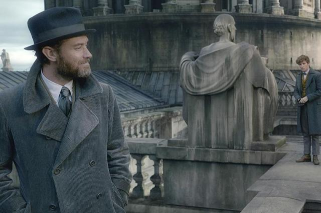 Эксперты нашли плагиат на советские фильмы в «Фантастических тварях»