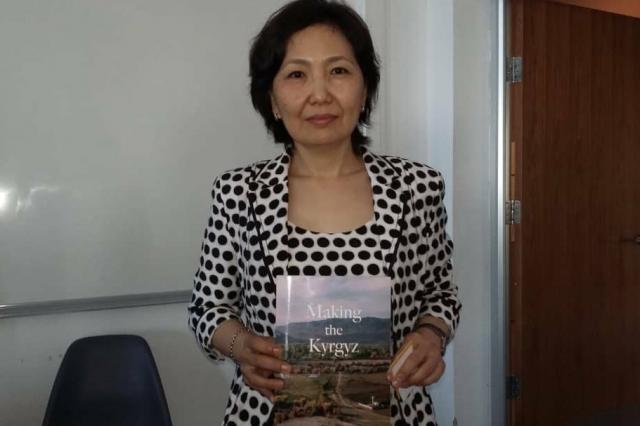 В Бишкеке презентовали сборник, изданный в Кэмбриджском университете об истории и культуре кыргызов и кыргызской государственности