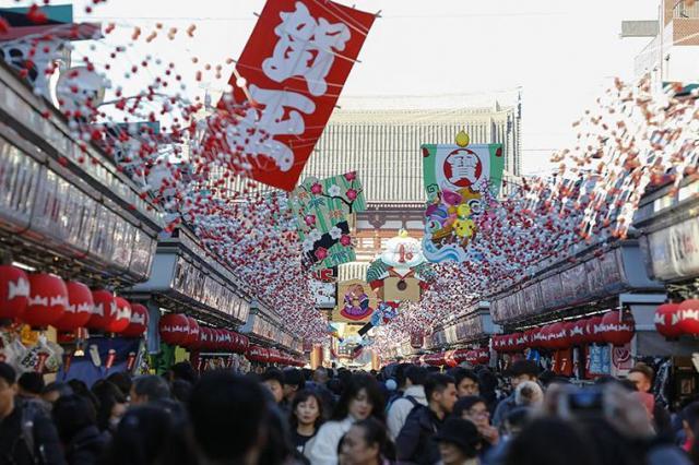 Туристы будут платить налог за выезд из Японии