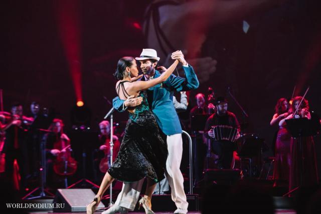 Праздничное шоу «Танго страсти Астора Пьяццоллы» вновь пройдёт в Кремле!