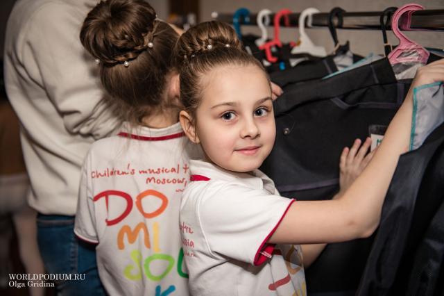 Дополнительное прослушивание в детский музыкальный театр «Домисолька»!