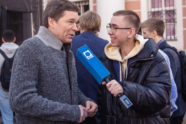 Знаменитости поддержали Московский студенческий Пасхальный фестиваль