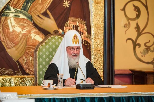 Патриарх Кирилл торжественно откроет в Кремле  XXVIII Международные Рождественские образовательные чтения «Великая Победа: наследие и наследники»