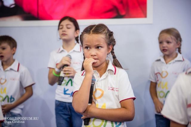 «Домисолька» покорила своими талантами посетителей и участников Московского международного форума «Город Образования»