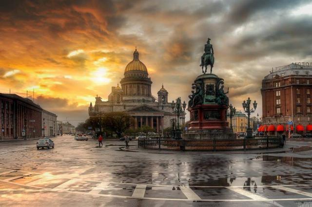 В Петербурге открыли VII Международный день джаза