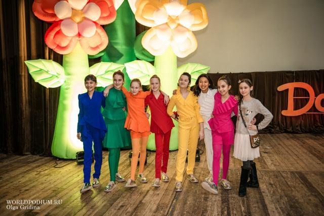 Детский Музыкальный театр «Домисолька» подготовил праздничную программу ко Дню защиты детей