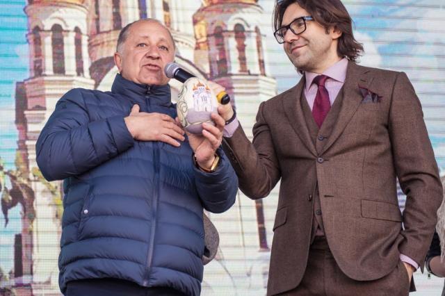 Андрей Малахов рассказал о характере трехлетнего сына