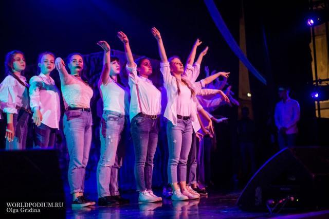 Студенческое направление «Больших гастролей» стартует с показа спектаклей Учебного театра ГИТИСа в Тамбове