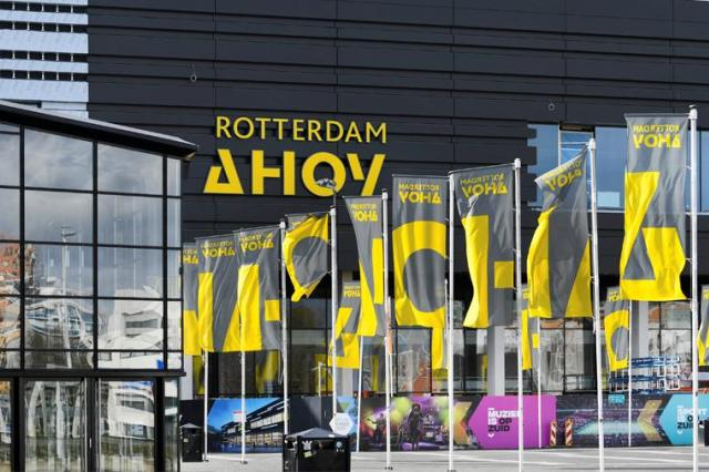 Власти Роттердама заявили о готовности принять «Евровидение» в 2021 году