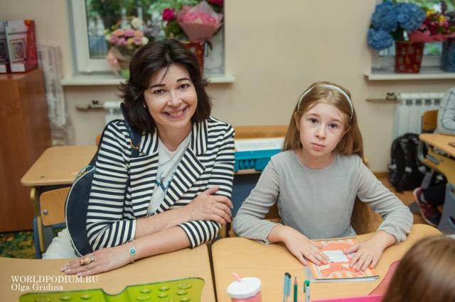Гимназия «Виктория» вновь распахнула свои двери для маленьких учеников
