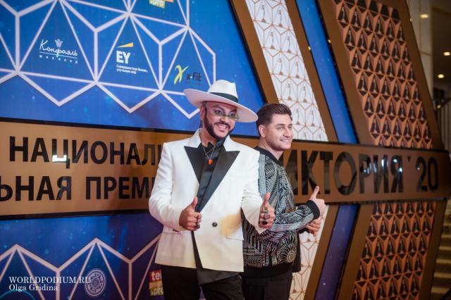 Гости Церемонии вручения Российской национальной музыкальной премии «Виктория»: подробный фоторепортаж с ковровой дорожки!