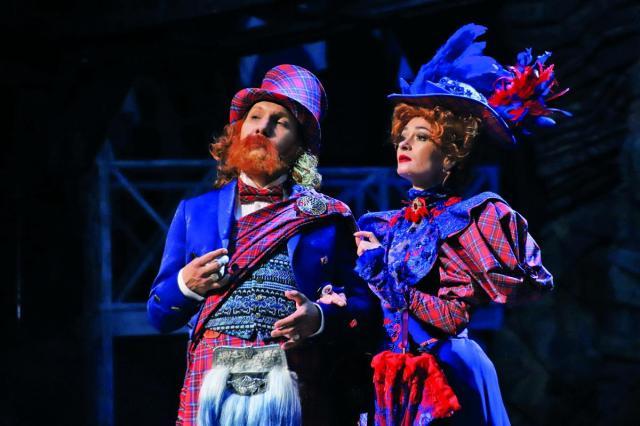 «Театр Терезы Дуровой» откроет 29-й сезон премьерой на большой сцене – музыкальным спектаклем «Вересковый мёд»