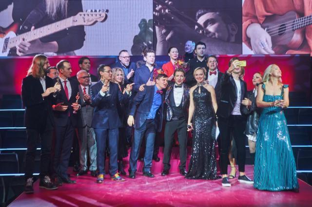 На церемонии вручения премии «Музыкальное сердце театра» в Новосибирске назвали лучшие музыкальные спектакли страны