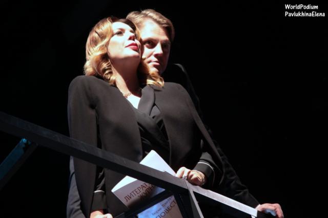 Мюзикл «Чайка» с Ожогиным, Стоцкой и Пресняковым