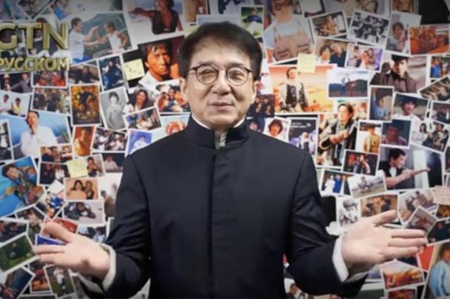 Джеки Чан по-русски извинился за пропуск премьеры фильма в Москве