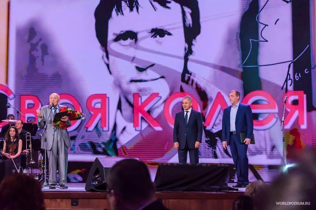 Ежегодная церемония вручения премии Владимира Высоцкого «Своя колея» пройдёт сегодня на сцене театра «Градский Холл