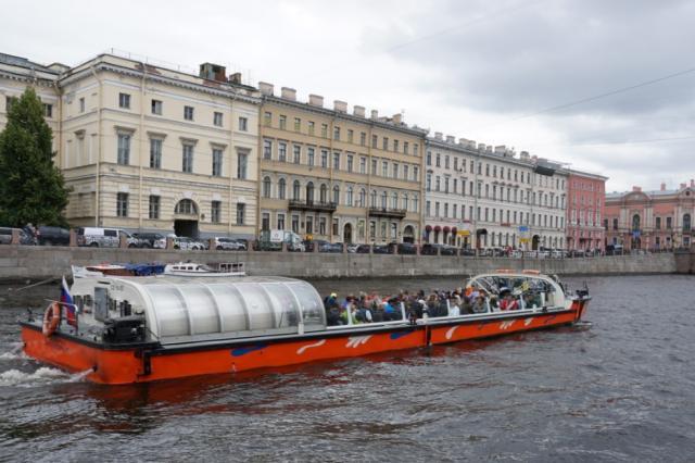 Открытие морской и речной пассажирской навигации в РФ