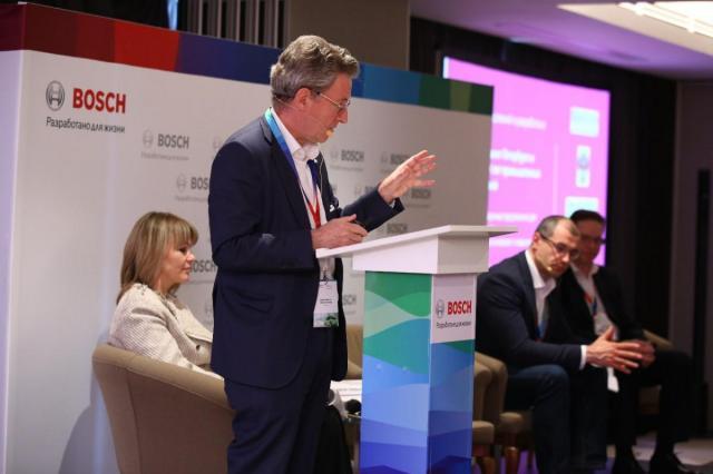 Группа компаний Bosch отчиталась о своей деятельности в России в 2018 году