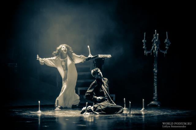 Мюзикл «Вий»  - одна из самых громких и масштабных премьер года: «Ты сможешь устоять, души не потерять, приняв свой крест!»
