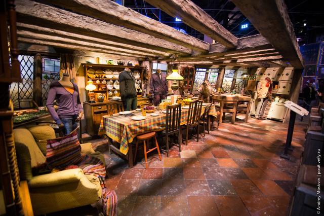 20-летие первой книги о Гарри Поттере отметят большой выставкой в Лондоне