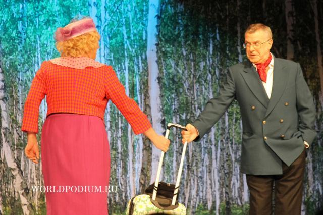 Новая искромётная комедия- спектакль «Любовь.Собак@Точка.ru»