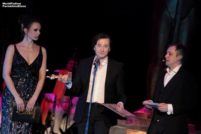 В Московском Губернском театре отметили  День Рождения вручением «Губернского Оскара»