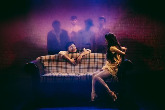 Благотворительный фотоспектакль «Ромео и Джульетта»