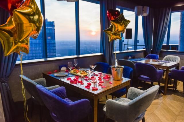 На высоте: авторская кухня от ресторана «360» и ощущение полёта на смотровой площадке PANORAMA360