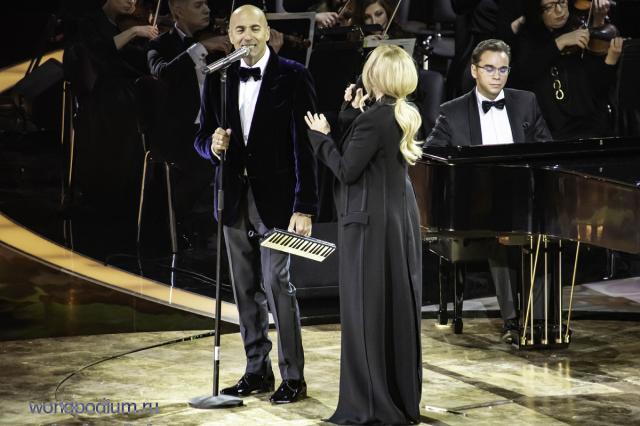 Юбилейный творческий вечер Игоря Крутого с участием мировых звезд музыки и фигурного катания: «В жизни раз бывает 65!»