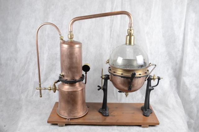 Ко Дню химика: топ-5 экспонатов Политеха, которые стоит увидеть