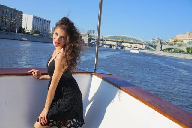 «Юлия великолепная!» - Юлия Бурулёва отмечает день рождения