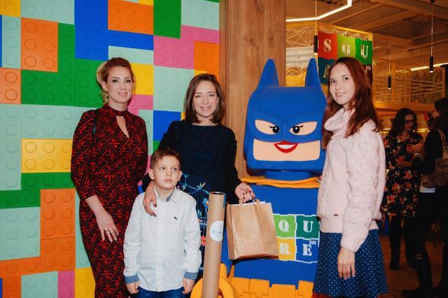 Торжественное открытие семейного ресторана SQUARE BB