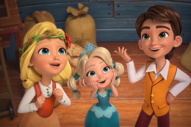 Российские мультфильмы покажут в 60 странах
