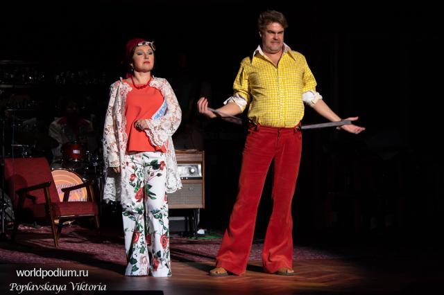 #БесконтактныйТеатр_Московский Губернский театр переходит в онлайн