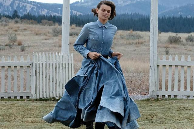 Джинсовые платья -  Must Have этого сезона