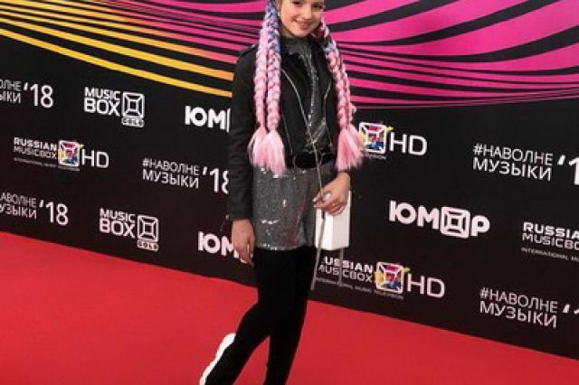 Анна Филипчук показала клип для «Детского Евровидения»