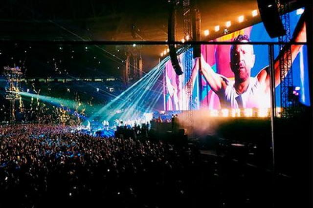 Шнур и «Ленинград» установили рекорд по количеству зрителей