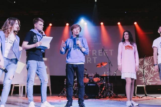 Завершился Первый Московский фестиваль уличных видов искусства STREET ART