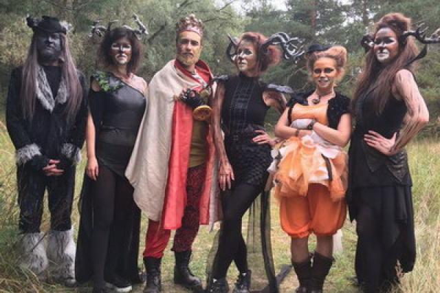 Музыканты «Элизиума», «Слота» и «Вируса» снялись в рок-сказке