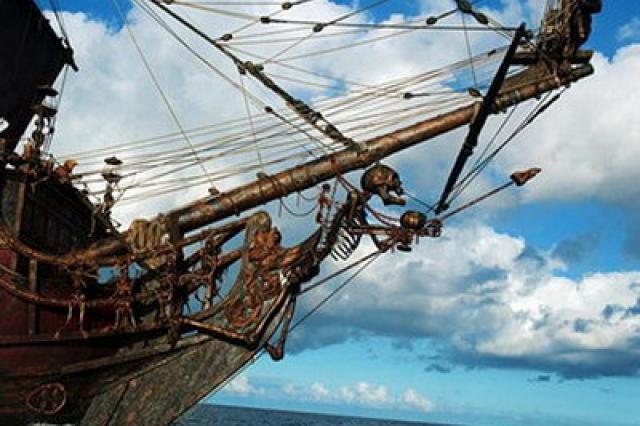 Новые «Пираты Карибского моря» отправлены в долгий ящик