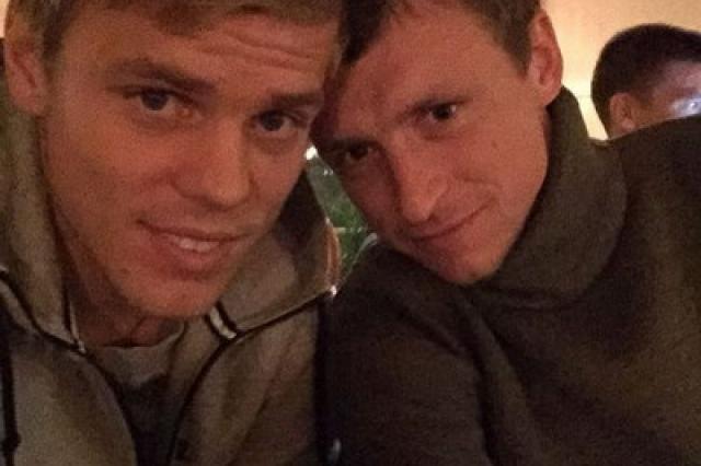 Александр Кокорин и Павел Мамаев останутся в тюрьме