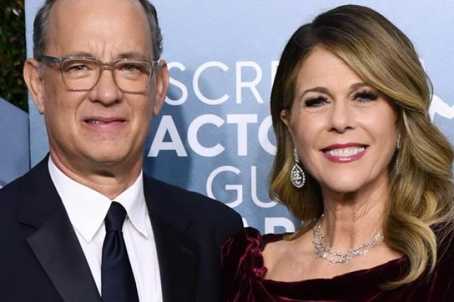 Том Хэнкс с женой сдали кровь для создания вакцины от коронавируса