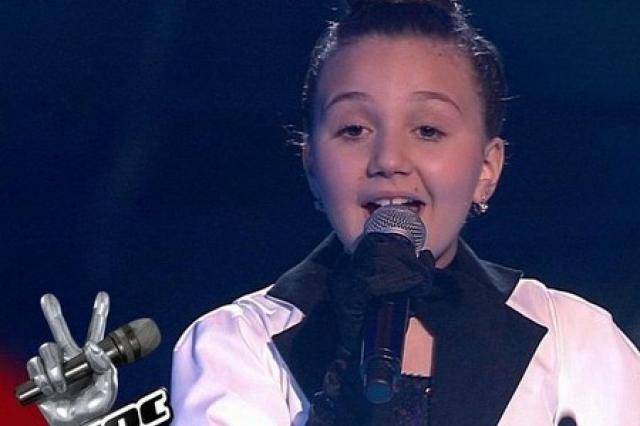 Олеся Казаченко выиграла седьмой сезон шоу «Голос. Дети»