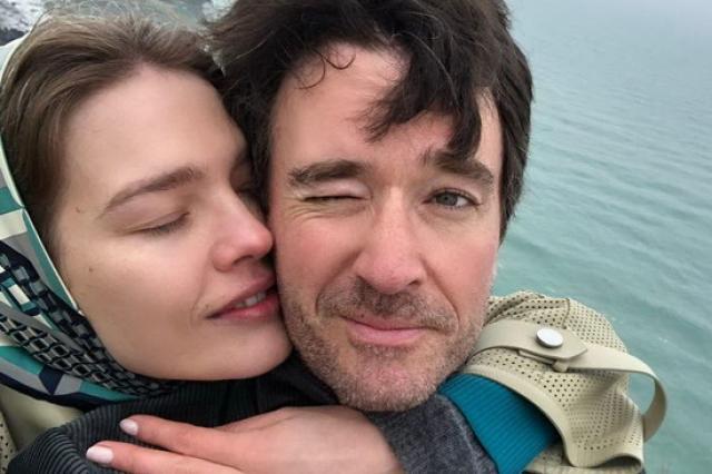 Наталья Водянова перенесла свадьбу