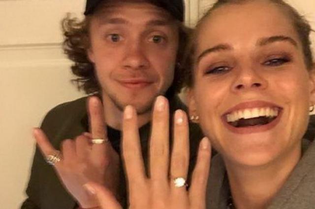 Артемий Панарин женится на дочери тренера