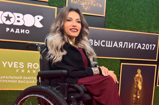 Юлия Самойлова и Чулпан Хаматова выступят в Париже на мероприятиях ООН ко Дню инвалидов