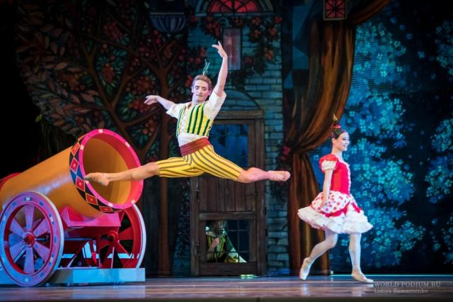 Лучшие события фестиваля «Мировые балетные каникулы» для детей