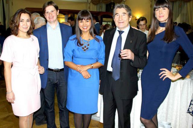 Писатель Марсель Салимов провел творческие встречи в рамках 100-летия Союза журналистов России