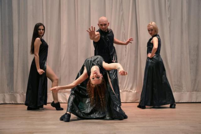 Шоу Пластического театра «Второе Дыхание»