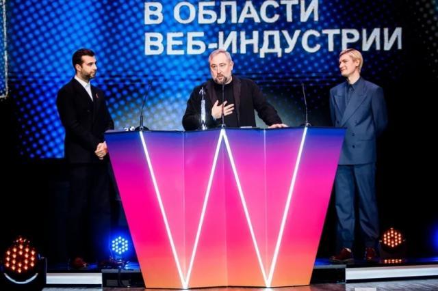 Собчак, Птушкин, Бекмамбетов, «Парфенон», «Колыма», TikTok, «Шторм», «Омар в большом городе» - победители веб-премии